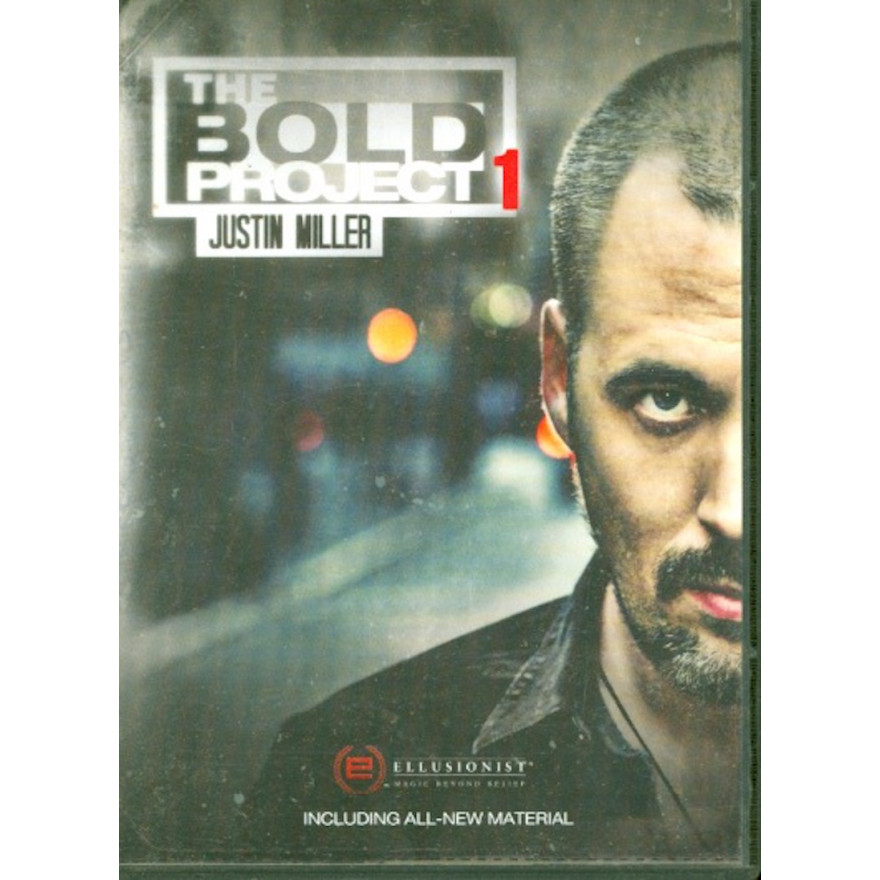 The Bold Project 1 (Justin Miller)