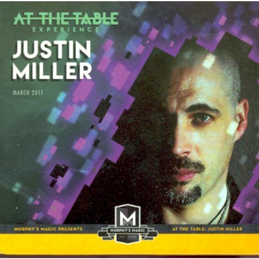 At The Table: Jusitn Miller