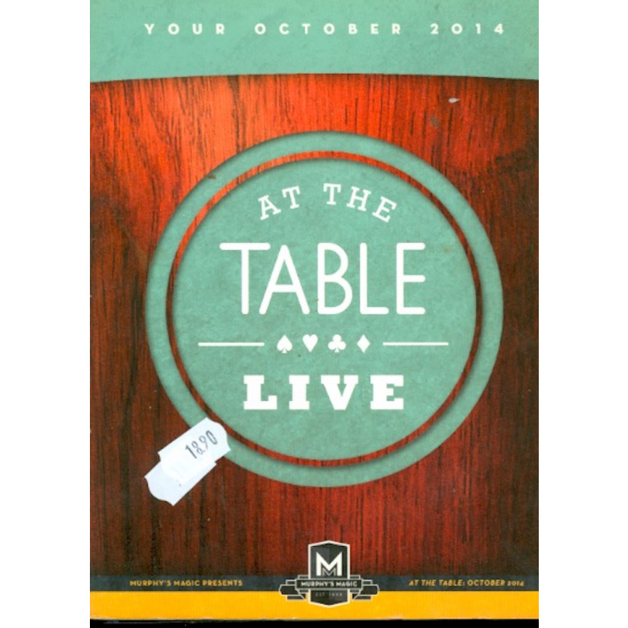 At The Table Live: Your July 2014