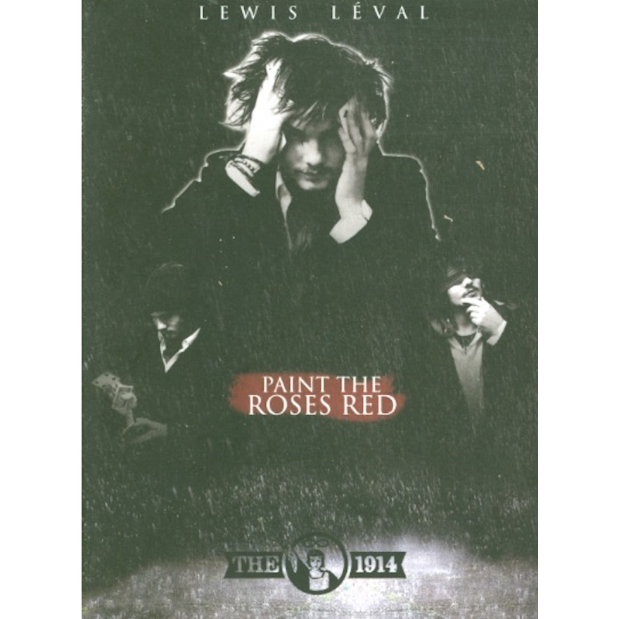Paint The Roses Red by Lewis Lèval (DVD)