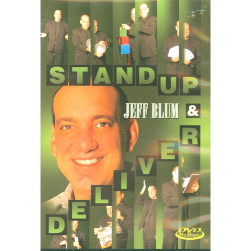 Stand up & Deliever (DVD)