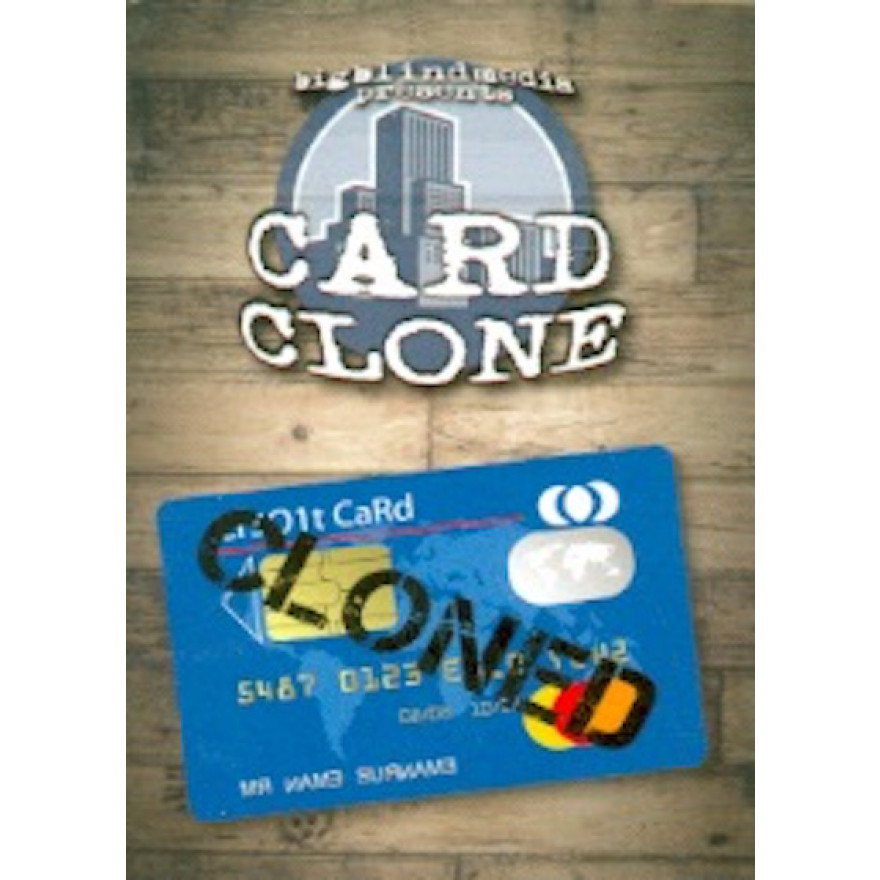 Card Clone (Gimmicks & Online Instruction)