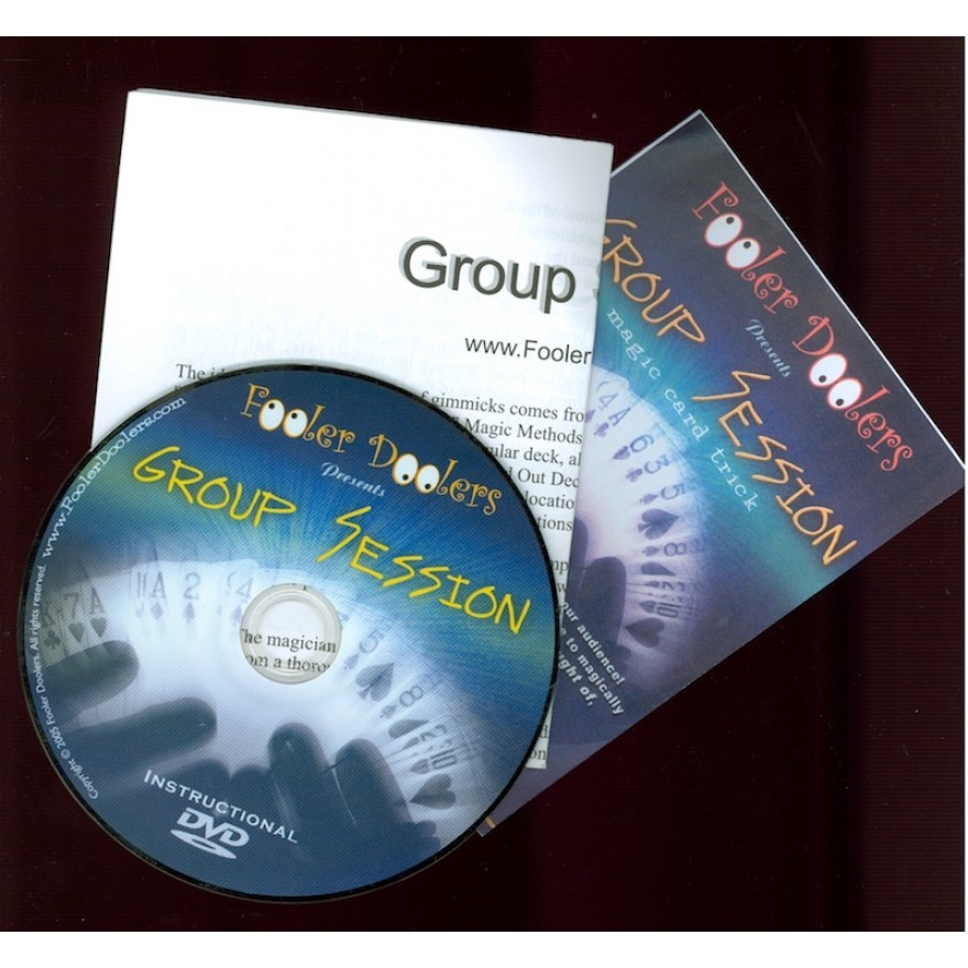 Group Session (DVD + Gimmick)