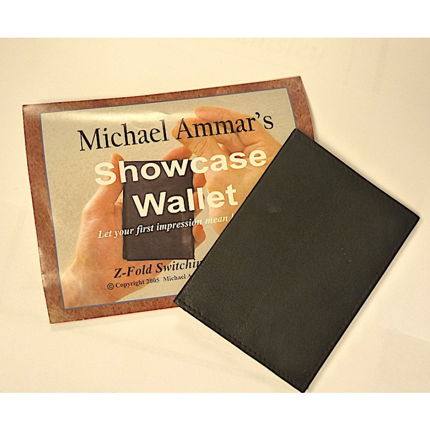 Michael Ammar's Showcase Wallet