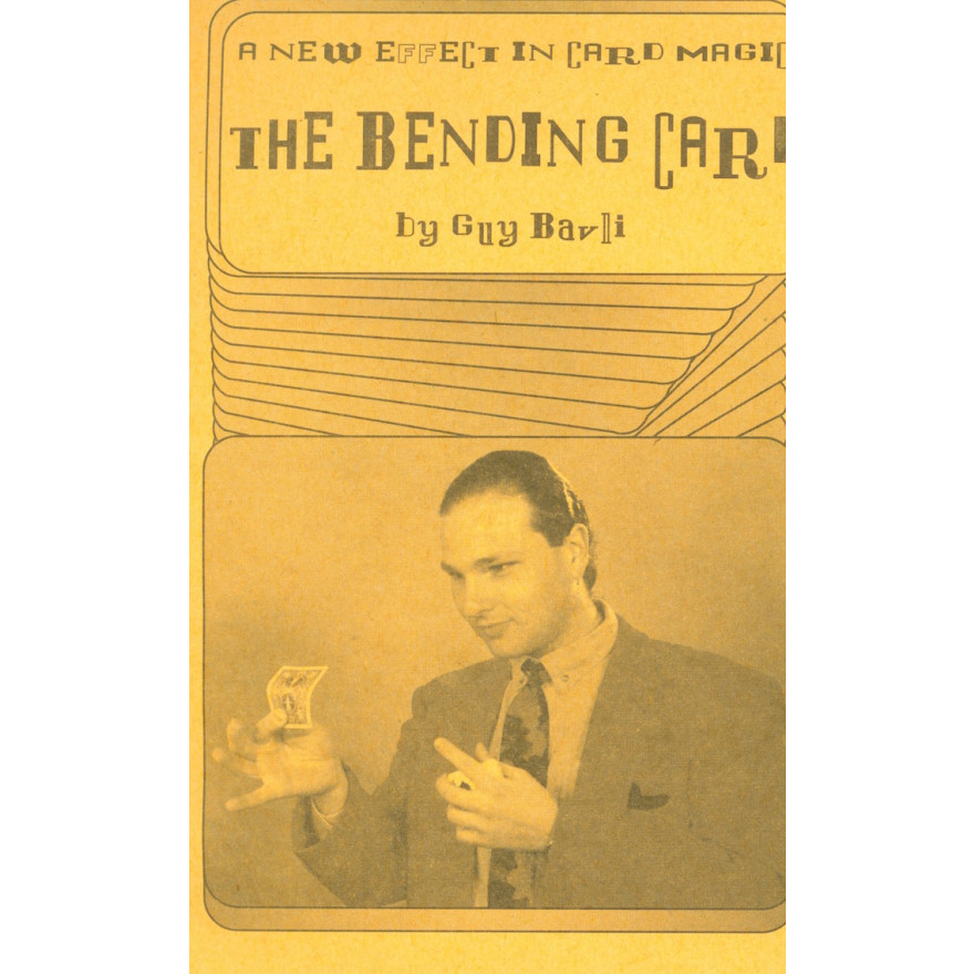 The Bending Card