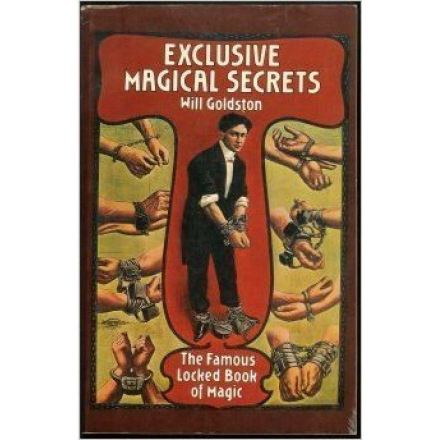 Exclusive Magical Secrets. The Famous Locked Book of Magic (Raucheremplar)