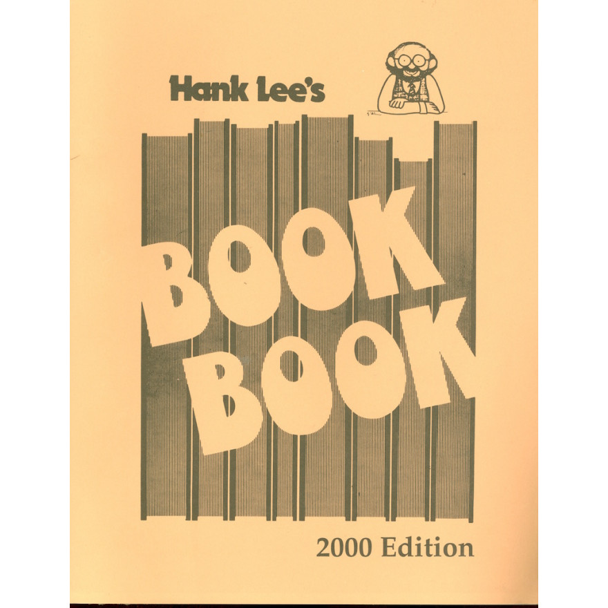 Hank Lee's Book Book 2000 Edition