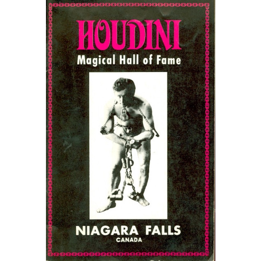 Houdini - Magical Hall Of Fame - Niagara Falls