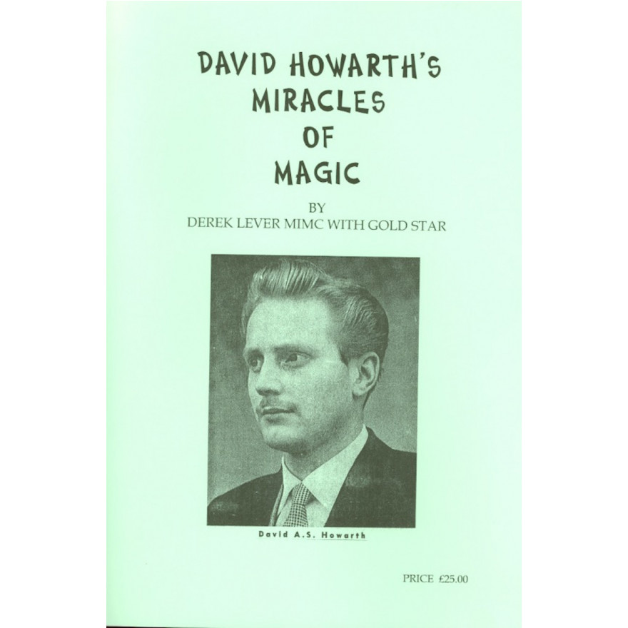 David Howarth's Miracles Of Magic