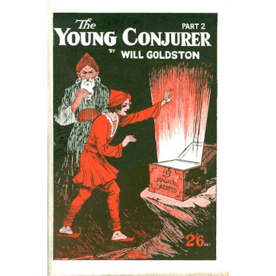 The Young Conjurer Part 2.