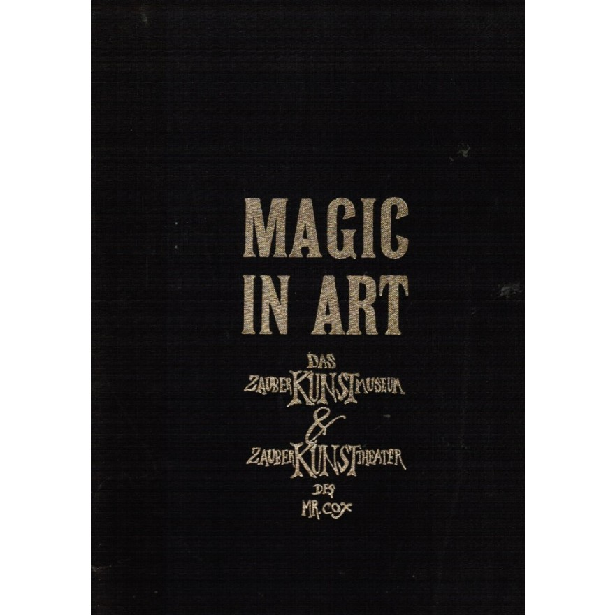 Magic in Art (mangelhaft!)