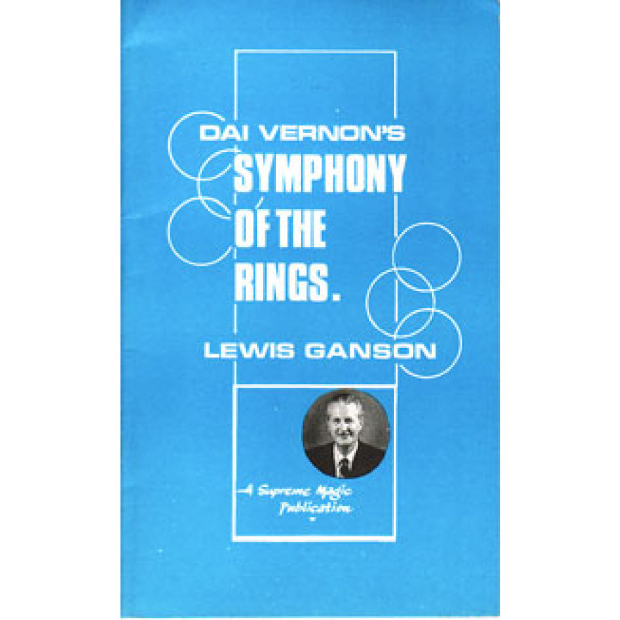 Dai Vernon`s Symphony of the Rings (Supreme)