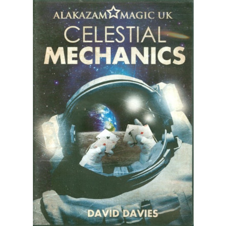 Celestial Mechanics by Dave Davies (DVD)