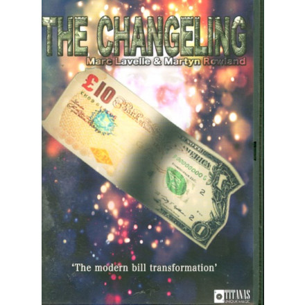 The Changeling (DVD & Gimmick)