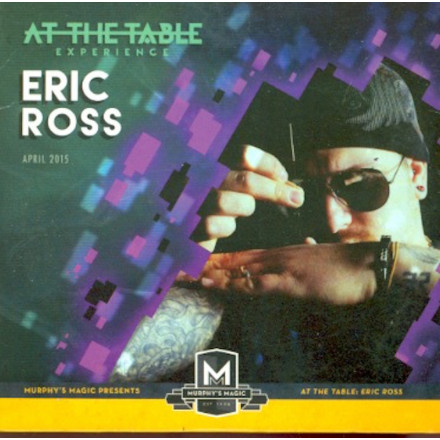 At The Table: Eric Ross