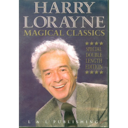 Harry Lorayne Magical Classics