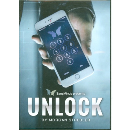 Unlock by Morgan Strebler - DVD (Mobile Phone, iPhone) [UNLOCK]