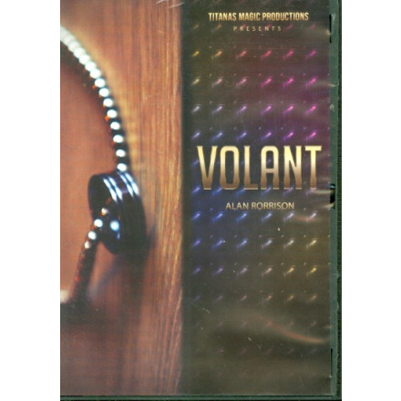 Volant by Alan Rorrison - (DVD & Gimmicks)