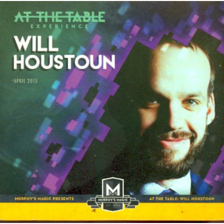 At The Table: Will Houstoun