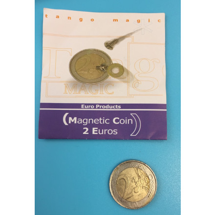 Magnetic Coin (2 Euros)