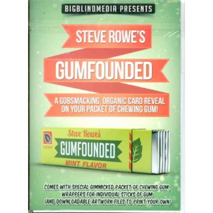 Steve Rowe's GUMFOUNDED