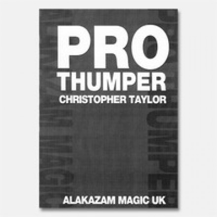 Pro Thumper by Christopher Taylor