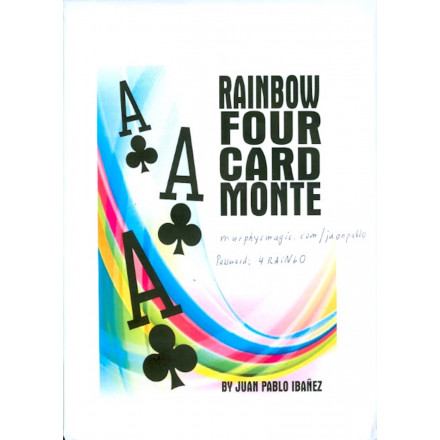 A Rainbow Four Card Monte