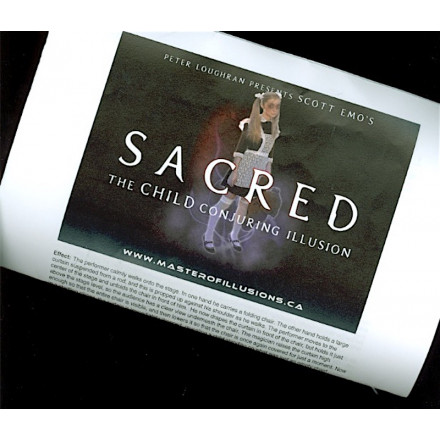 Sacred - The Child Conjuring Illusion
