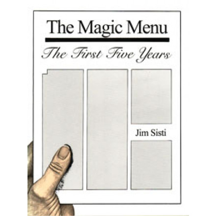 The Magic Menu. The First Five Years.