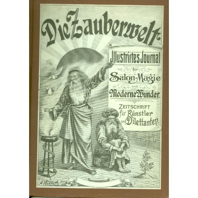 Die Zauberwelt 4 Jahrgang Sic Verlag Und Sicond Hand