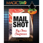 Mail Shot Blue by Chris Congreave and Magic Tao (Card Magic)