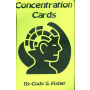 Concentrations Cards
