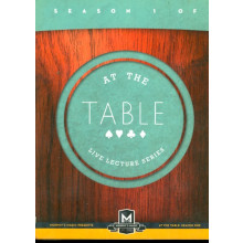 Season 1 of At The Table: Live Lecture Series