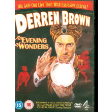 Deren Brown - An Evening Of Wonders - 4
