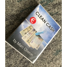 Clean Cash by Marc Oberon (Euro)