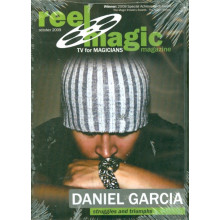 reel magic magazine - Daniel Garcia