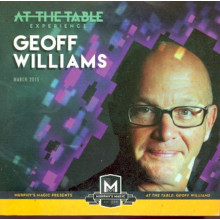 At the Table: Geoff Williams