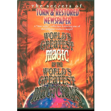 Torn And Restored Newspaper (World's Greatest Magic)