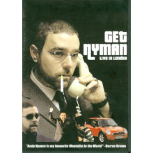 Get Nyman - Live in London (3er DVD set)
