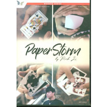 Paper Storm (DVD & Gimmick)