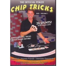 The Official Poker Chip Tricks DVD Vol.1