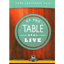 At The Table Live: Your September 2014