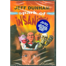 Spark Of Insanity (DVD)