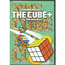 The Cube PLUS (Gimmicks & DVD)