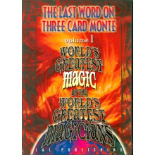 The Last Word on Three Card Monte Vol. 1