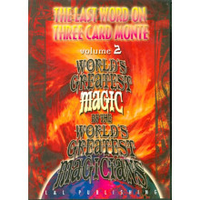 The Last Word on Three Card Monte Vol. 2