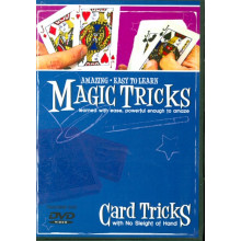 Magic Tricks - Card Tricks with No Sleight of Hand