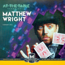 At The Table - Matthew Wright