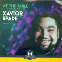 At The Table - Xavior Spade