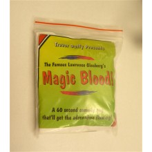 "Lawrence Ginsbergs ""Magic Blood"""